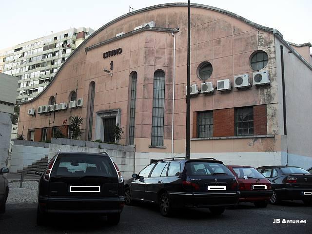 No Lumiar, Estúdios da Tobis à venda, um ícone do Cinema Português (2/3)